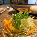 イカニカ - サラダ(千切り大根いろいろ)