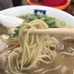 79184054 - 魁龍ラーメン 麺
