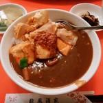 79184283 - 揚げ豆腐カレー