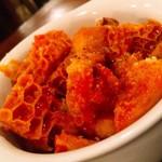 ニック - トリッパのピリ辛トマト煮込み