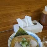 華宴 - 味噌 バタートッピ
