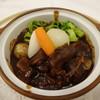 グリル ウィステリア - 料理写真:ビーフシチュー