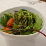 グリル ウィステリア - サラダ