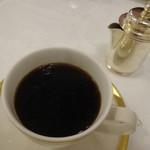 グリル ウィステリア - コーヒー
