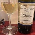1833 - 白ワイン ハーフボトル