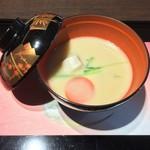 京懐石 美濃吉 - 京の白味噌 雑煮椀