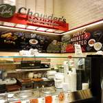 チャウダーズ・スープ&デリ -