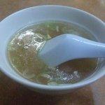 Yamafukuramen - スープ(2011/5/21)