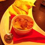 kawara CAFE&DINING - アボカドディップ