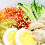 ぷくぷく - 冷麺やビビンバももちろん食べ放題!
