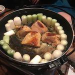 イベリコ豚おんどる焼 裏渋屋 - フォアグラ鍋