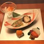 鳥羽国際ホテル潮路亭 白石 - 料理写真:旬彩の酒肴盛り