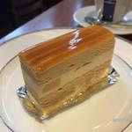 79192347 - 光沢が美しいケーキ。