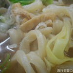 いずみの湯 レストラン - 料理写真:吉田のうどん