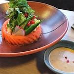 79193755 - 季節の野菜のサラダ