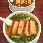 79196209 - 扣肉麺(バラ肉煮入りそば)