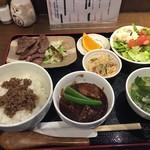 あっかんべぇ - スペシャル定食