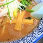麺屋 青山 - メンマ