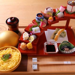 ランチ15食限定~ちらし寿司セット~