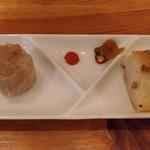 欣喜 - シュウマイと大根餅