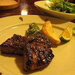 山里料理 葡萄屋 - 豊後牛ステーキ