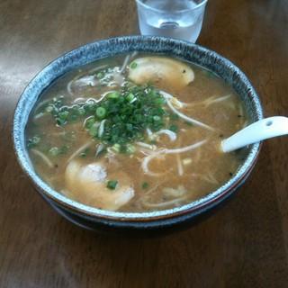 福一ラーメン - 料理写真:みそラーメン