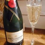 泡包シャンパンマニア - モエドシャンドン、モエアンペリアル