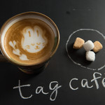 tag cafe - カフェラテ