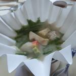 日本料理 茶寮このみ - 鶏つみれと湯葉の白味噌鍋
