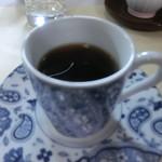 日本料理 茶寮このみ - コーヒー