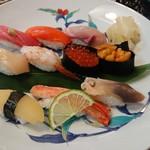 寿司和食しかま - しかま握り