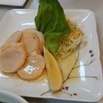 寿司和食しかま - ホタテバター焼き