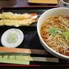 そば処 三日月庵 - 料理写真:天ぷらそば