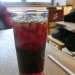 ベックス コーヒーショップ - 水出しアイスコーヒー