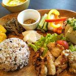 カフェ グレース ガーデン - 料理写真:美腸発酵食プレート