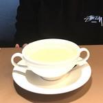 79206416 - 本日のスープ