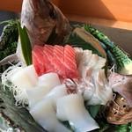 活魚の味里 - 料理写真: