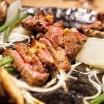 燦 - 大和牛の鉄板焼き