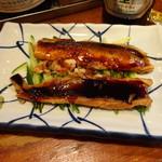 陸中 - 穴子煮900円