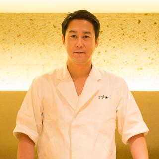 増田励氏(マスダレイ)──師の教えをベースに進化し続ける