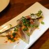 天神橋パスタホール - 料理写真:大羽イワシの酢漬け
