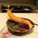 たつかわ - ◆車海老(大分姫島)・・美味しい。