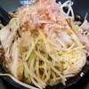 楽人 - 料理写真:らーめん野菜増し 710円