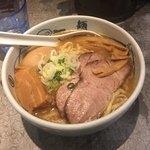 79212032 - 武蔵(ならでは)ら〜麺 麺大盛 ¥1,070-也