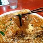 明蝦 - 麺リフト
