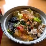 ジョイフル - 料理写真:豚しゃぶ