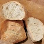 ブラッスリー ロノマトペ - パン