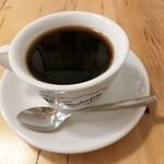 ブラッスリー ロノマトペ - コーヒー