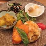 玄三庵  - 39品目の健康定食