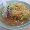 千成飯店 - 料理写真:タンメン(660円)+半チャーハン(340円)